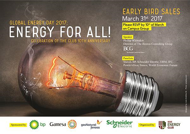global energy day 2017